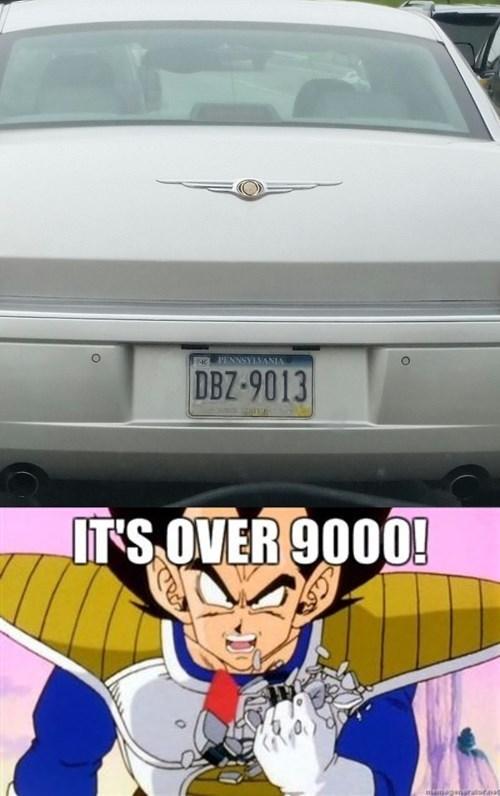 Cette voiture a dû s'entraîner énormément pour obtenir cette puissance…