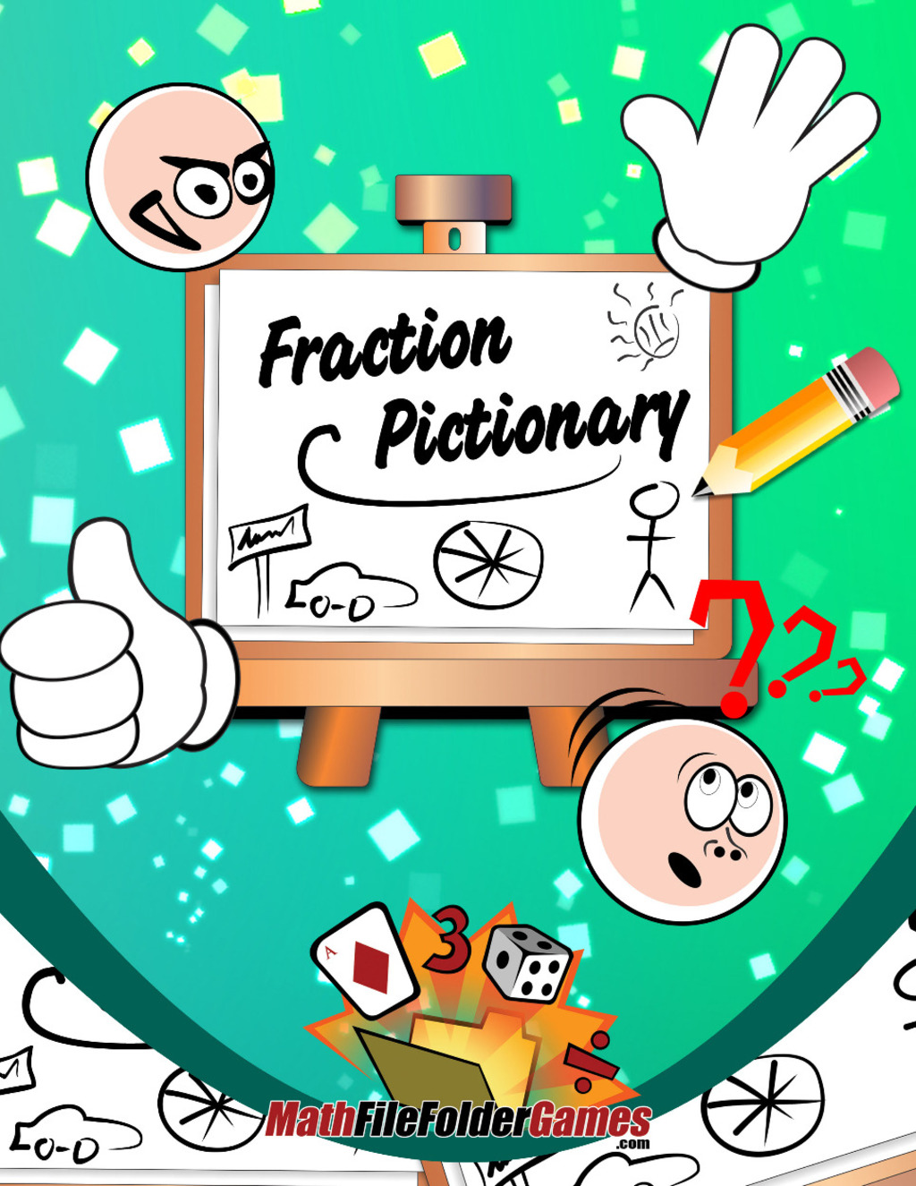 Fraction Pictionary