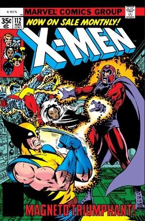 Magneto Triumphant!