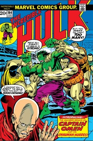Incredible Hulk Vol 1 164