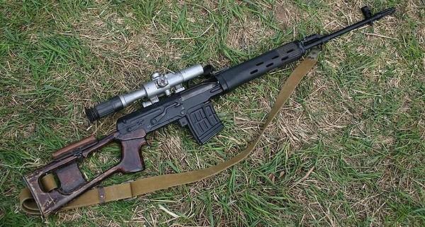 Dragunov SVD Dragunov ( Keskin nişancı tüfeği)
