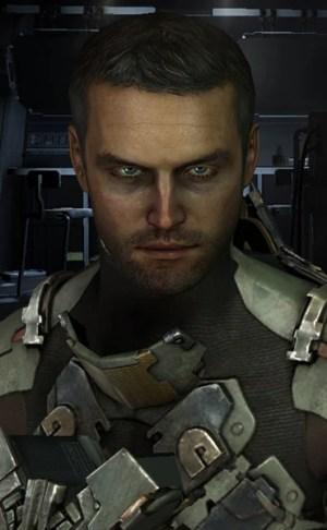 Isaac Clarkce - Dead Space 2