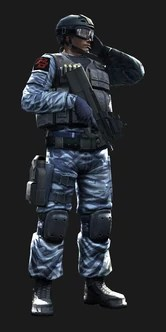 Cheshire Project Blackout Character for Counter Strike 1.6 and Condition Zero