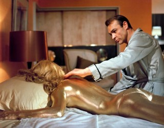 Double-ovember: Goldfinger