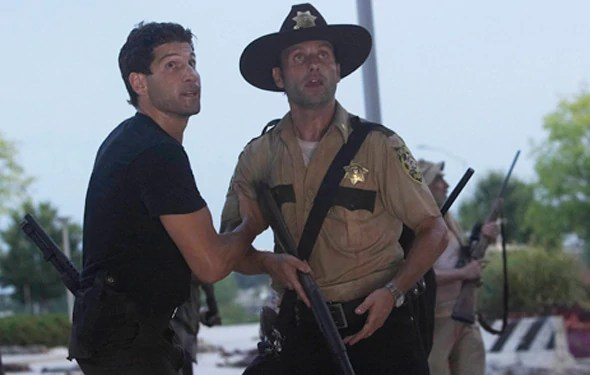 The Walking Dead - Wildfire