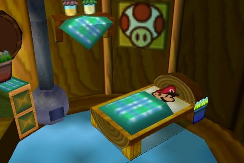 Toad House Paper Mario Series MarioWiki The Encyclopedia Of Everything Mario
