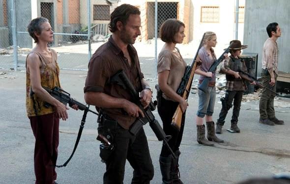 The Walking Dead Novels