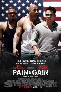 Poster for 2013 action-comedy Pain & Gain