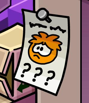 Missing Orangepuffle