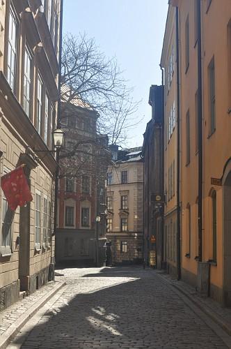 small streets of Gamalstan