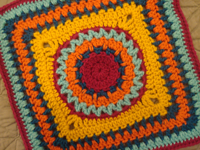 Afghan Square | Keep Calm and Crochet On U.K | Page 6