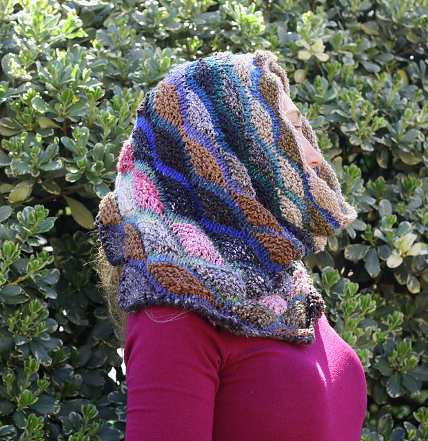 Billow - a knit design from knitsbyjenn