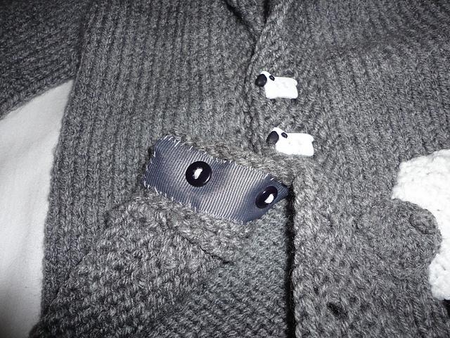 Sheepy buttons