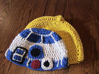 Free Star Wars Crochet Patterns c3po r2d2