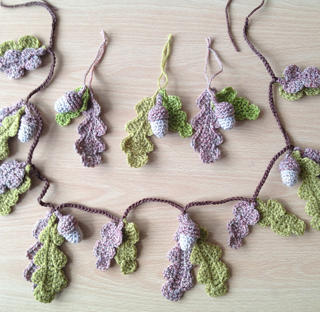 Weekly Gathering 10 Free Garland Patterns For Any Occasion The