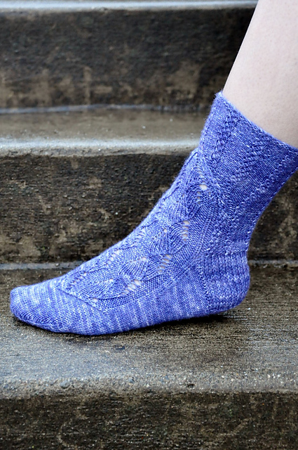 Stephania's Mystery Sock