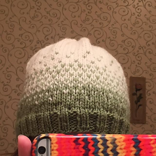 Ravelry Quick Ombr Hat Pattern By Emily Dormier