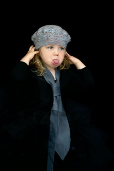 Kilbride Hat from Painted Woolly Toppers for Kids