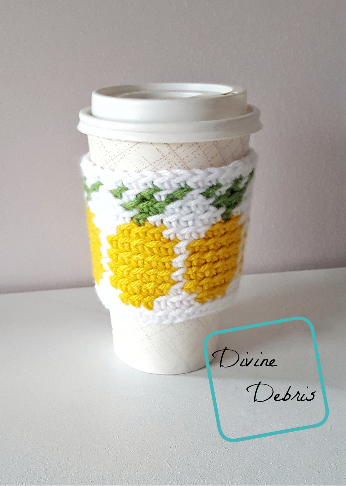 Pineapples Mug Cozy