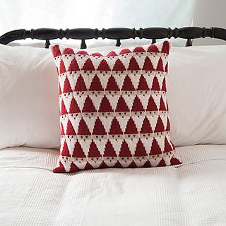 ravelry santa pillow pattern by kathy