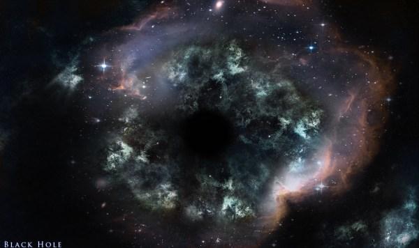 Black Hole HD Wallpaper | Background Image | 1920x1140 ...