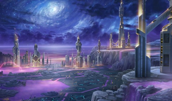 4 Stargate Worlds HD Wallpapers | Background Images ...