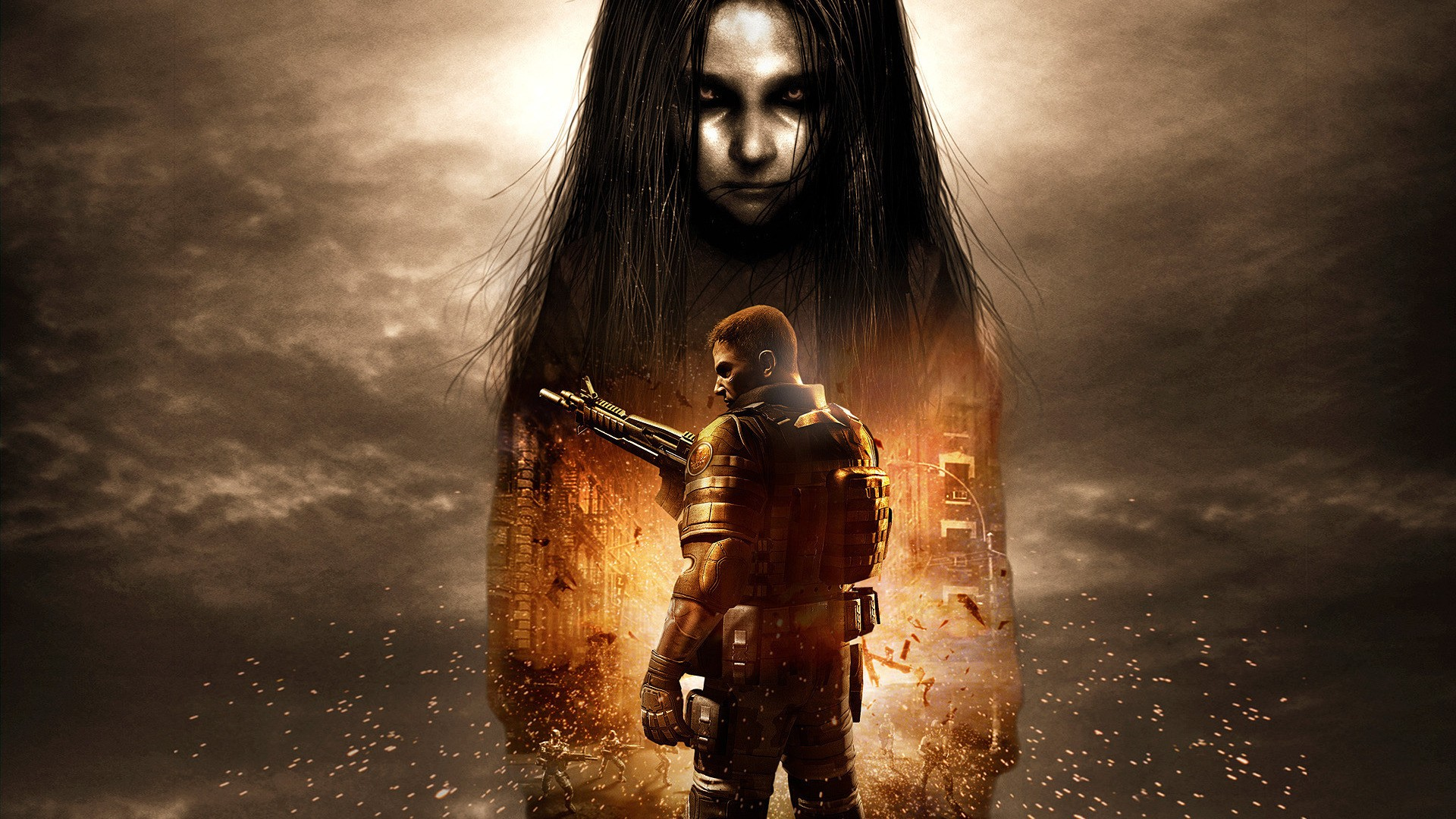 Image result for f.e.a.r. game
