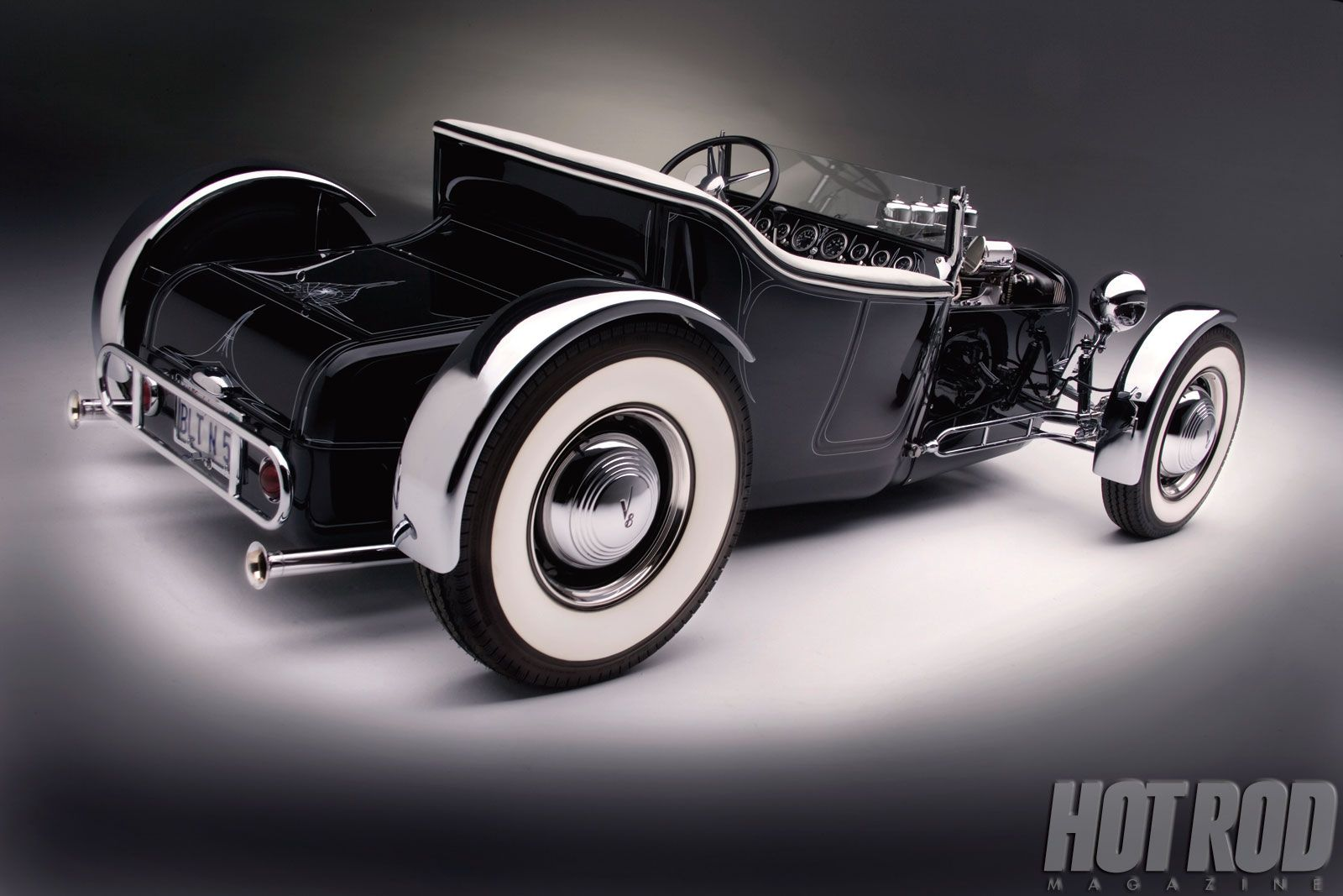 1925 Ford T Bucket Wallpaper And Background Image