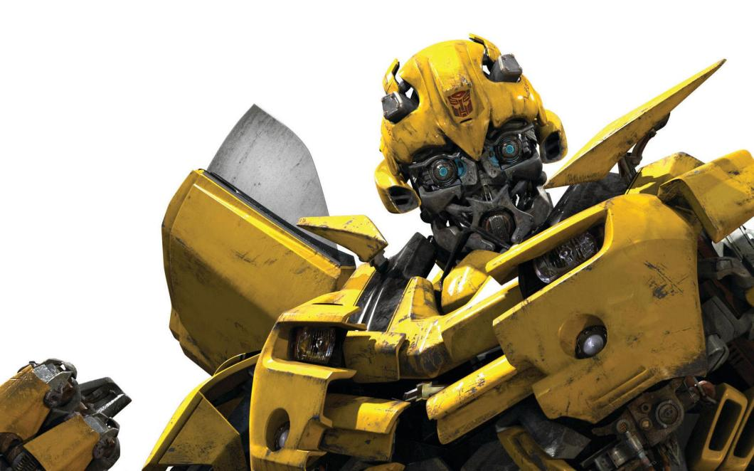 Image result for bumblebee transformer