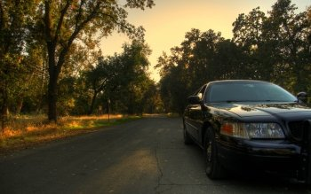 4 Ford Crown Victoria HD Wallpapers Background Images