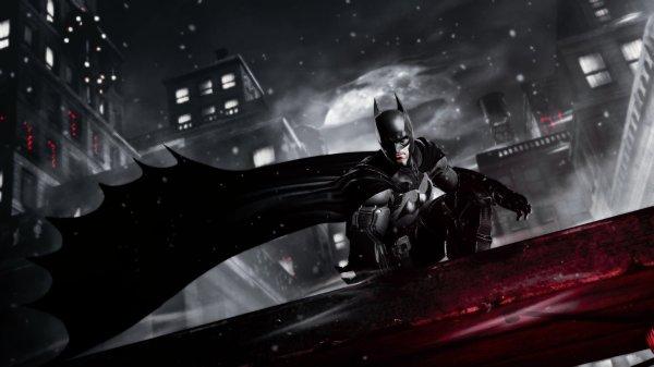 Batman Arkham Origins Full HD Wallpaper and Background