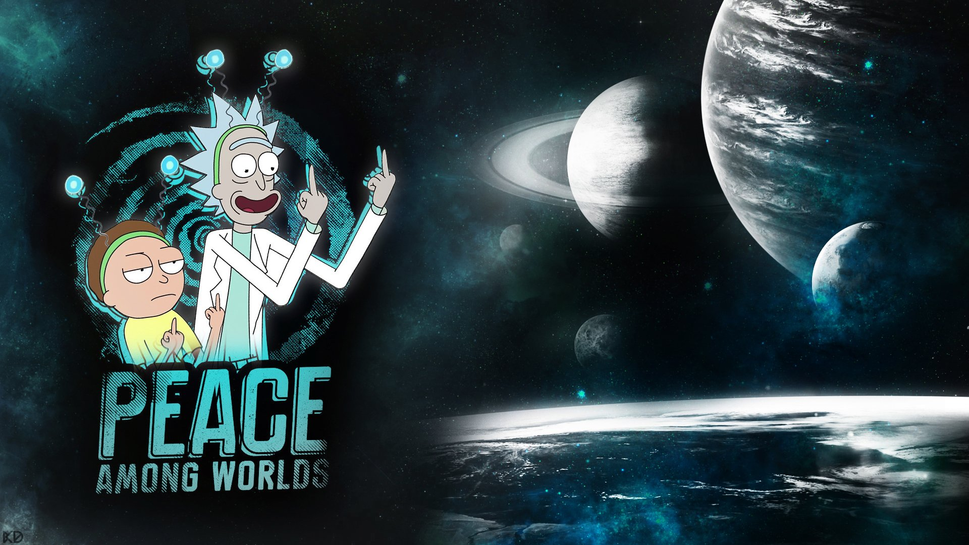 246 Rick and Morty HD Wallpapers   Background Images   Wallpaper Abyss HD Wallpaper   Background Image ID 807226