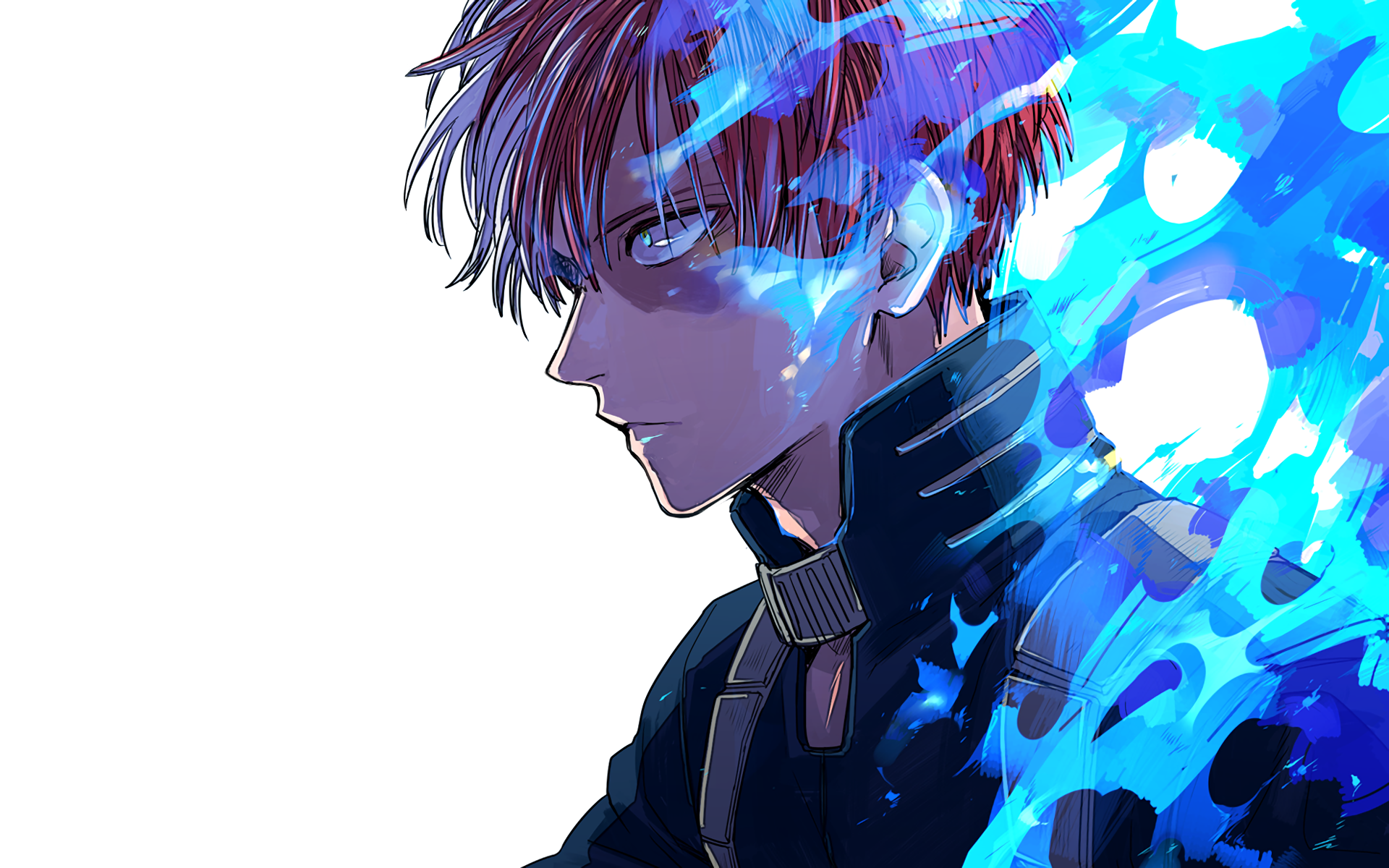 We hope you enjoy our growing collection of hd. Shoto Todoroki HD Wallpaper   Background Image   1920x1200