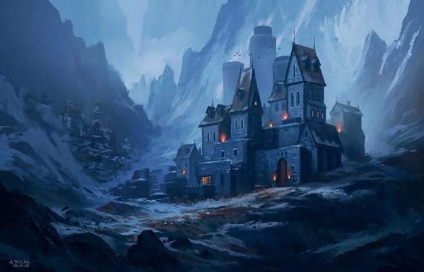 Castle HD Wallpaper | Background Image | 1920x1238 | ID ...