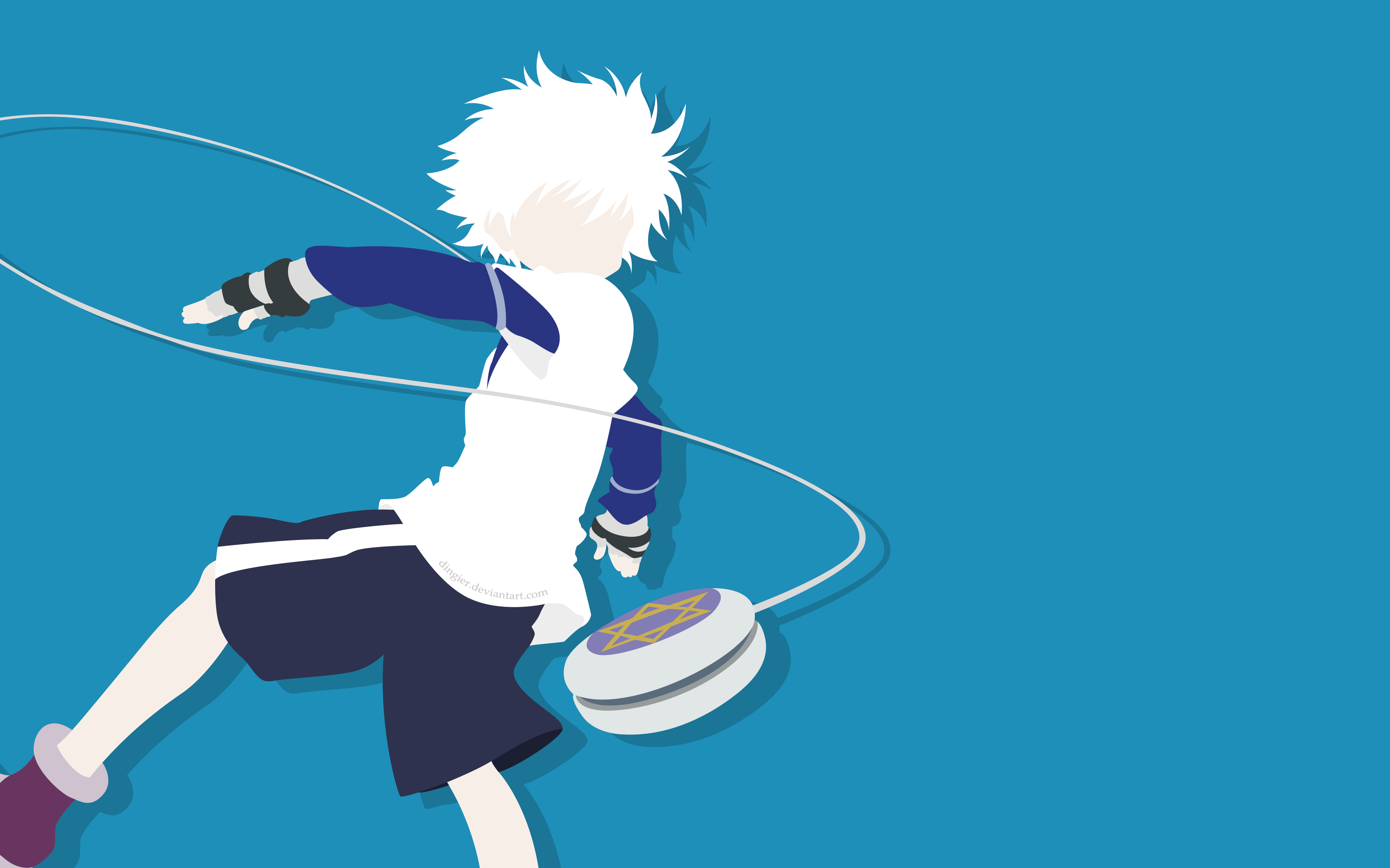Can you pass the hunter examination within? Hunter x Hunter 4k Ultra HD Wallpaper | Background Image ...