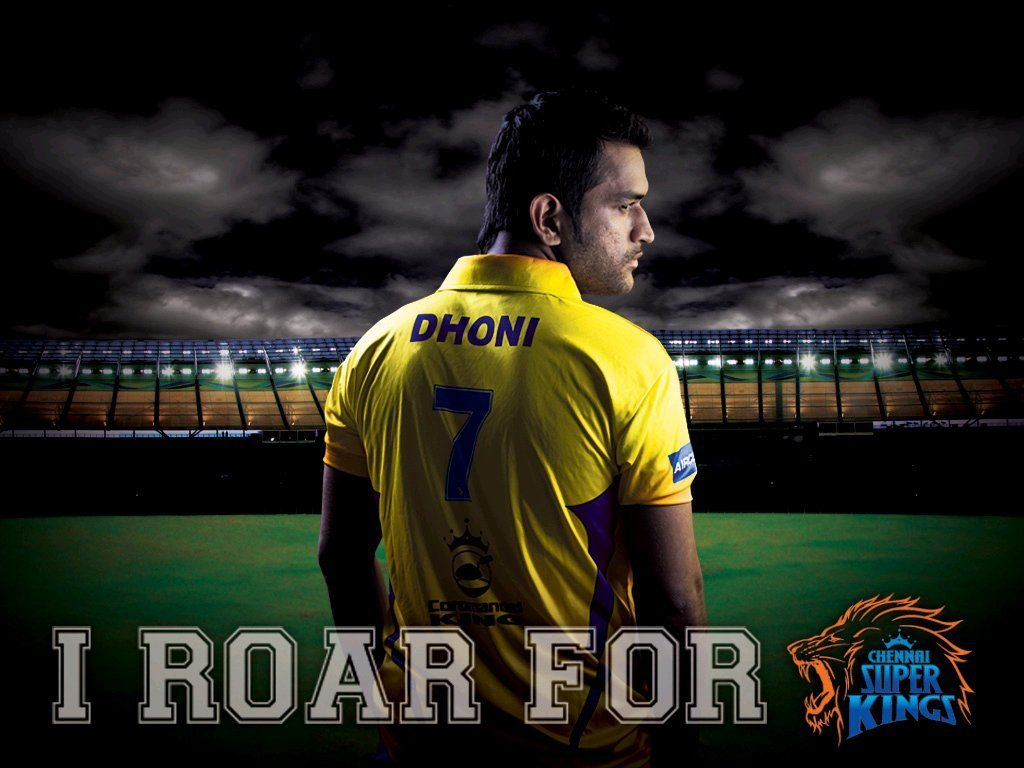 dhoni rocks - CSK- Chennai super kings 1024x768 800x600