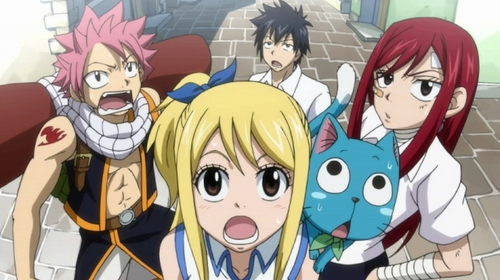 Fairy Tail - the-fairy-tail-guild Photo