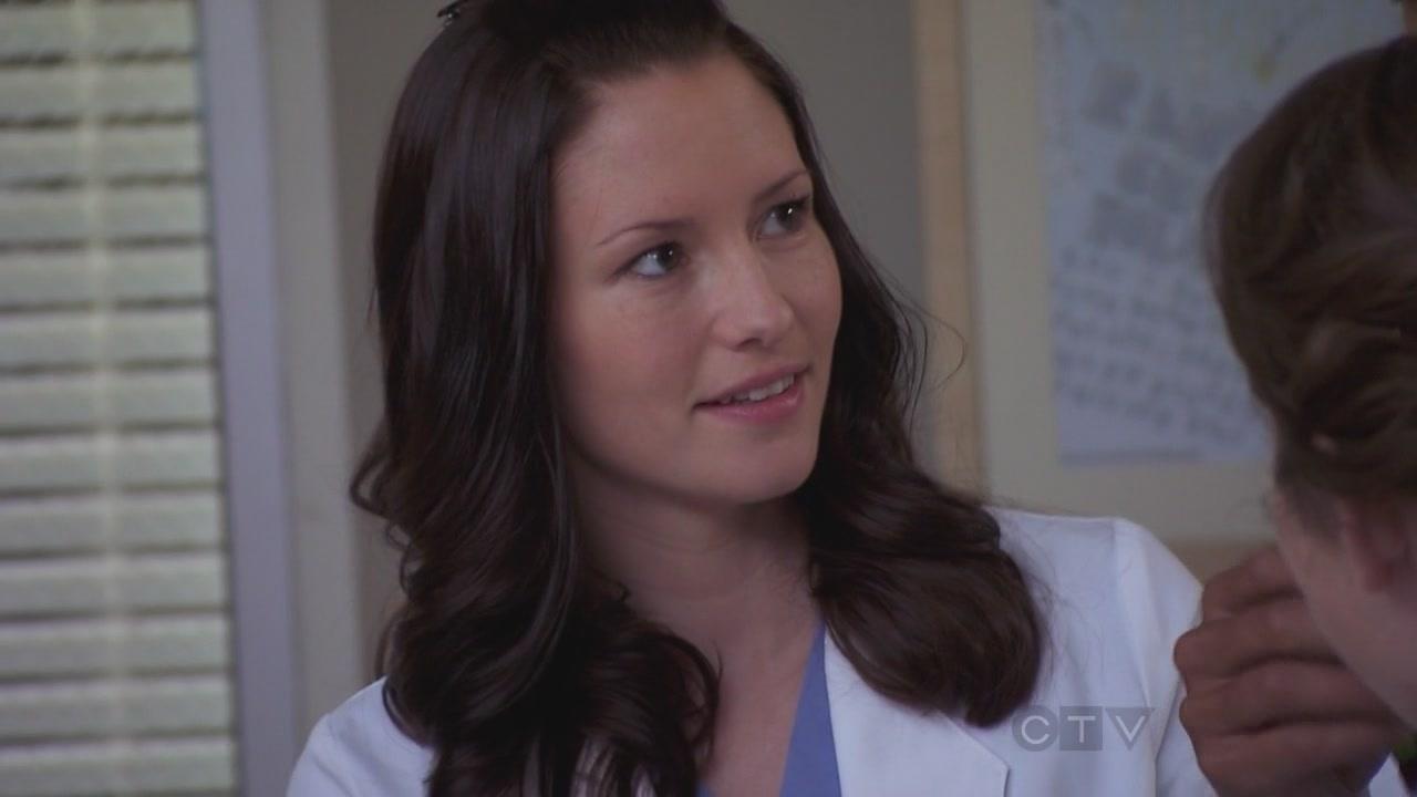 Lexie Grey From Greys Anatomy