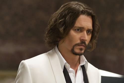 Johnny Depp Tourist
