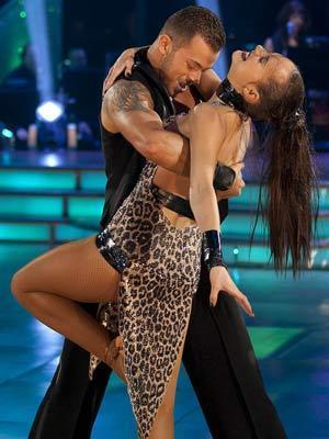 Kara & Artem - strictly-come-dancing Photo