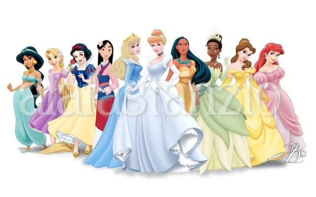 NEW Disney Princess Lineup ( Rapunzel ) - Disney Princess
