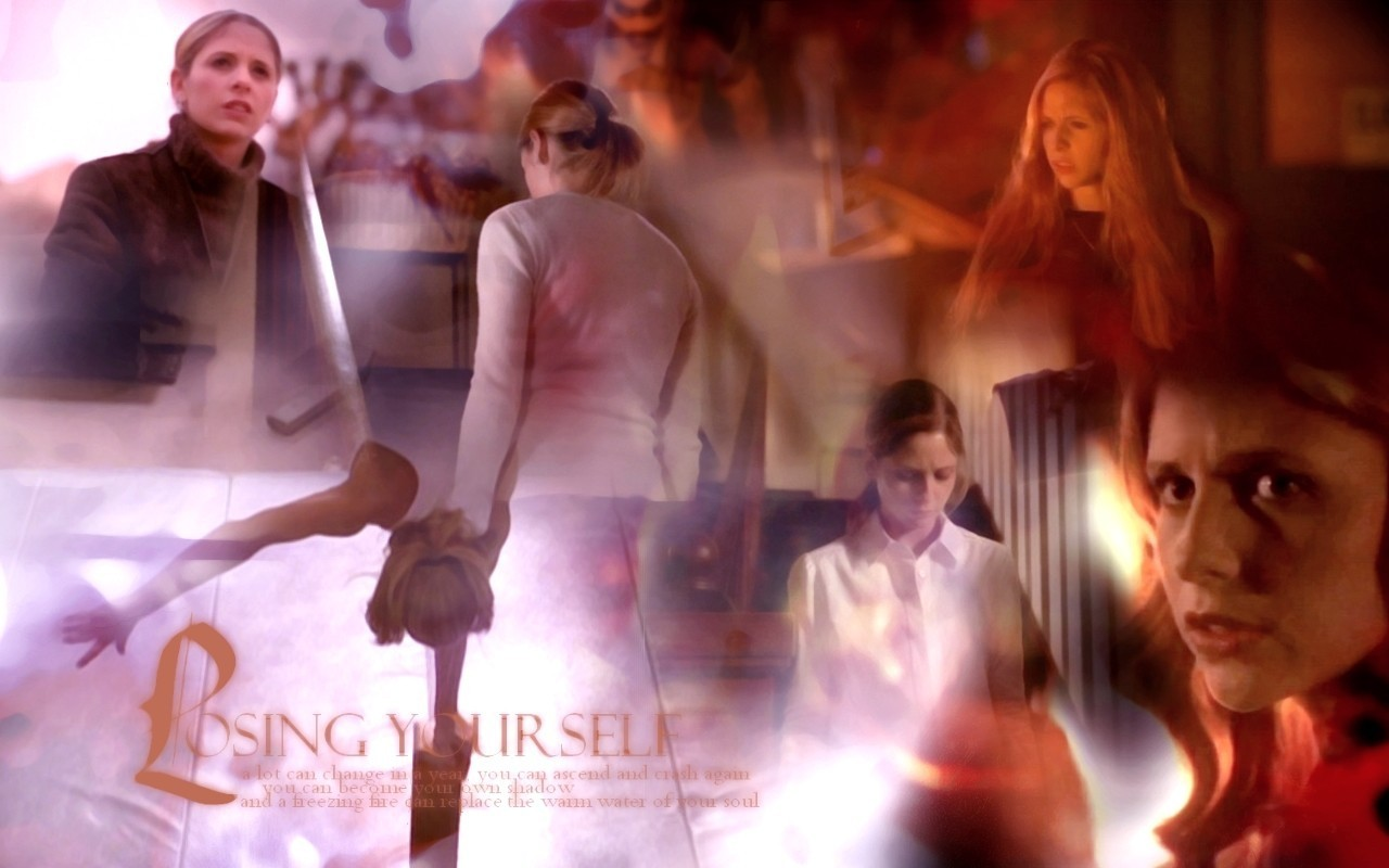 Image result for buffy summers collage