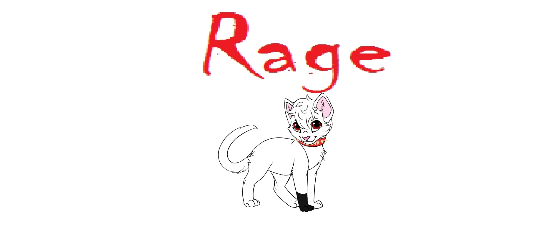 All Things Warrior Cat Images Rage Scourge 2 Hd Wallpaper