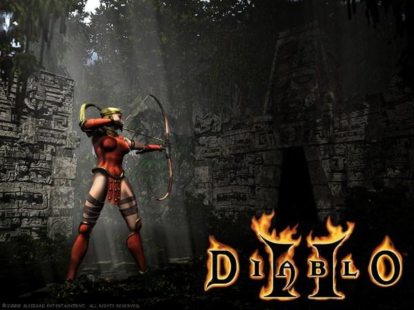 Diablo images Diablo 2 Wallpaper HD wallpaper and