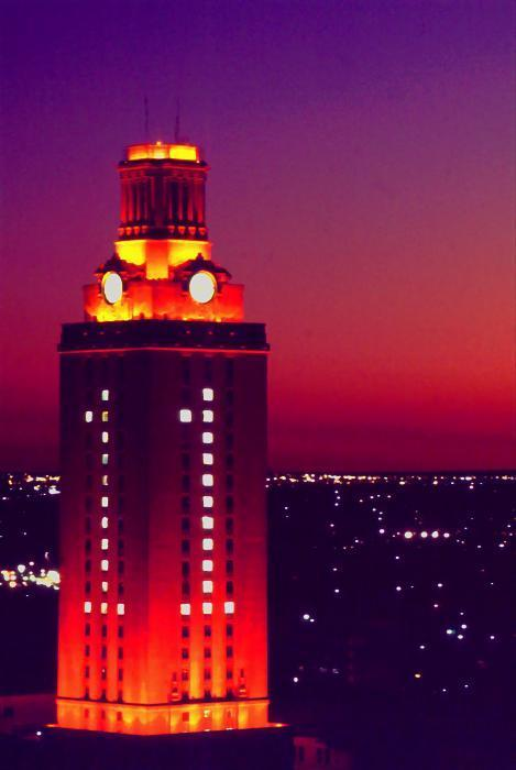 University of Texas Tower - university-of-texas photo
