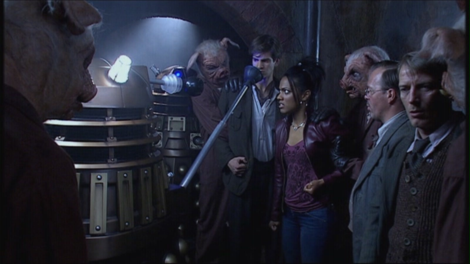 Doctor Who Evolution Of The Daleks