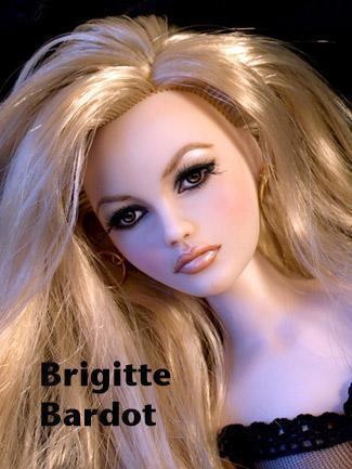 Brgitte Bardot Doll Brigitte Bardot Fan Art 19027612