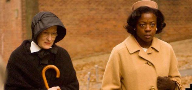"PERFORMANCE: Viola Davis goes head-to-head with Meryl Streep in ""Doubt"" — Tribe Nine Studios"