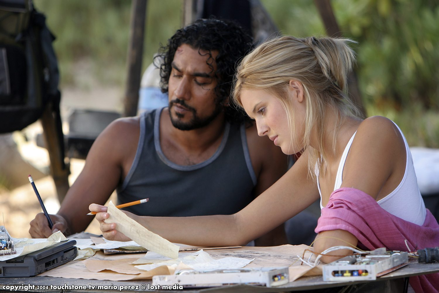 Shannon And Sayid Images Shayid HD Wallpaper And