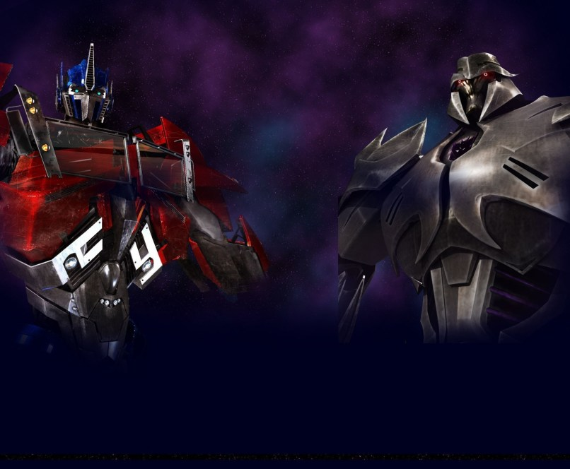Wallpaper Transformers Prime Wallpapersimagesorg
